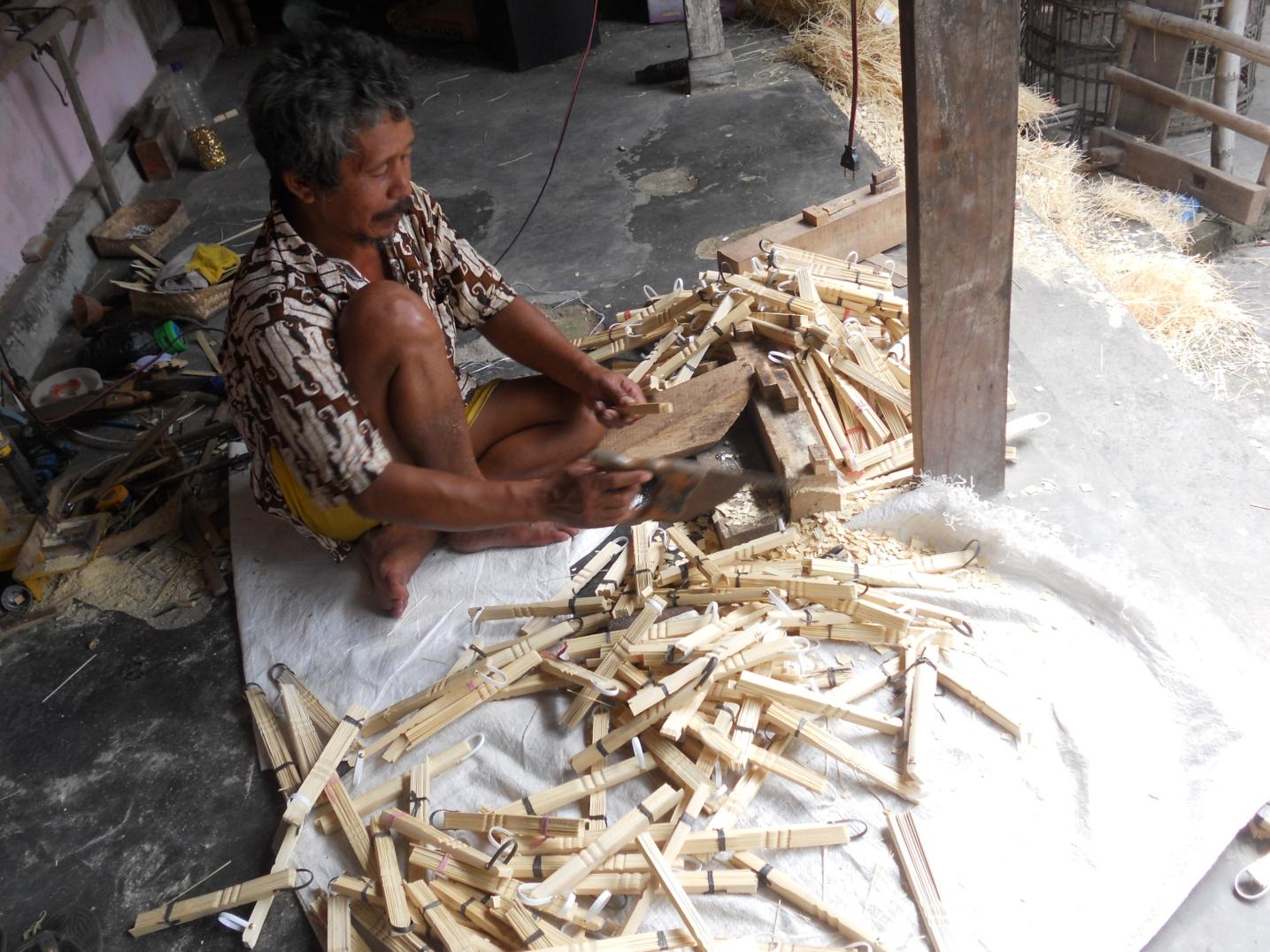 Home Industri di Kecamatan Polan Harjo Kab. Klaten
