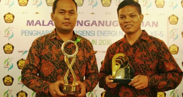AQUA Klaten Raih Peringkat I Penghargaan Efisiensi Energi Nasional (PEEN) ke-5 oleh Kementerian ESDM