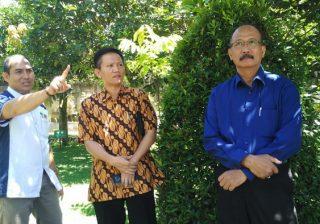 Unwidha Jalin Kerjasama dengan Aqua Klaten