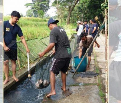 Aliran berkah dari derasnya aliran air di Desa Ponggok, Klaten (2)