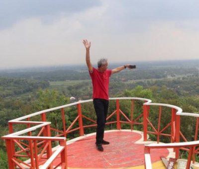 Objek Wisata Bukit Cinta di Klaten Ini Sedang Ngehits