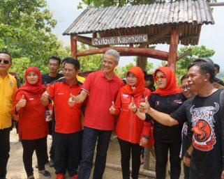 Ganjar Yakin Tempat Wisata Bukit Cinta Klaten Bisa Hasilkan Rp70 Juta per Bulan