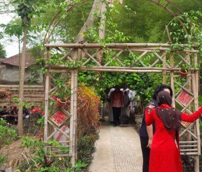 Tempat Pembuangan Sampah disulap Jadi Tujuan Wisata di Klaten
