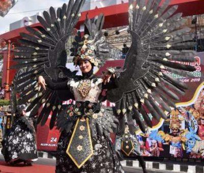 Kabupaten Klaten Pemenang Event Carnival Jateng
