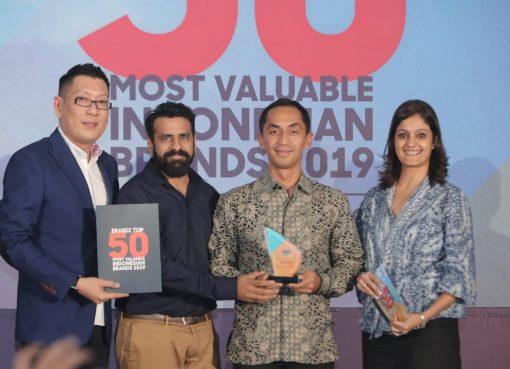 """AQUA Raih Penghargaan """"Indonesian Most Chosen Brands 2019"""" dan """"Top 50 Most Valuable Indonesian Brand"""""""