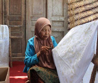 4 Desa Pusat Batik di Klaten