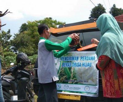 Aqua Klaten Luncurkan Beras Orisa Sehat dari Polanharjo
