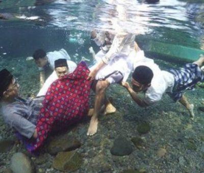 Jernihnya Mata Air Aqua Cipondok Subang tak kalah dengan Mata Air Aqua Klaten