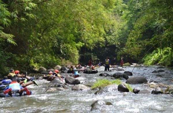 Selain Umbul, Terdapat Wisata Susur Sungai dan Pemancingan di Kecamatan Polanharjo, Klaten