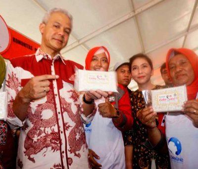 Danone Indonesia Dukung Pemberdayaan Perempuan