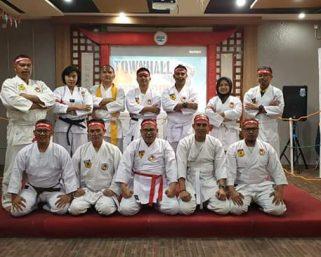 Taekwondo Karyawan Aqua Klaten