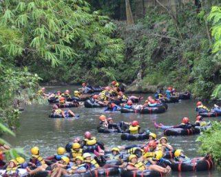 Info Harga Tiket Masuk River Tubing Watu Kapu Klaten, Lengkap Jam Buka dan Fasilitas