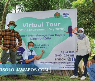 Tour ke Taman Kehati Klaten