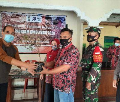 MPTS Antisipasi Longsor di Desa Pagerjurang