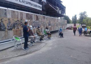 Liben – Temanku Lima Benua Pelukis Muda Klaten Pameran Lukisan di Hari Peduli Sampah Nasional Nasional