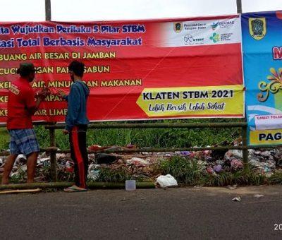 HPSN Warga Tutup Tiga TPS di Polanharjo
